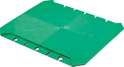 【取寄】【DIC】DIC プラスチック製仮設「シキ-タ」 SK750GN[DIC 保護具環境安全用品安全用品敷板]【TN】【TC】