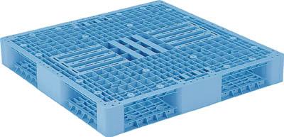 【取寄】【サンコー】サンコー プラスチックパレット R4ー1111ー3 SKR411113BL[サンコー コンテナ物流保管用品コンテナ・パレットパレット]【TN】【TC】