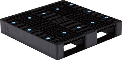 【取寄】【サンコー】サンコー パレット D2-909 黒 SKD2909BK[サンコー パレット物流保管用品コンテナ・パレットパレット]【TN】【TC】