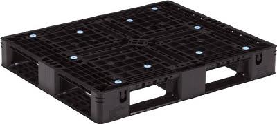 【取寄】【サンコー】サンコー パレット D4-911-3 黒 SKD49113BK[サンコー パレット物流保管用品コンテナ・パレットパレット]【TN】【TC】