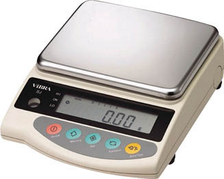 【ViBRA】ViBRA カウンテイングスケール 8200g SJ8200[ViBRA 秤生産加工用品計測機器はかり]【TN】【TD】