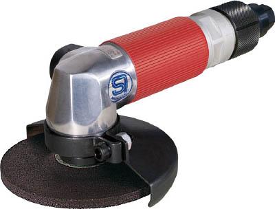 【SI】SI ディスクグラインダー SI2501[SI エアー機器 NB作業用品空圧工具エアグラインダー]【TN】【TC】