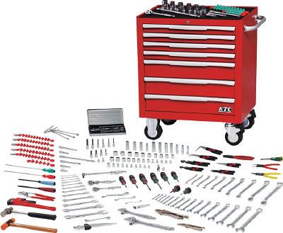 【取寄】【KTC】KTC ハイメカツ-ルセット SK8300AR[KTC 工具セット作業用品工具セットキャビネットタイプ]【TN】【TD】