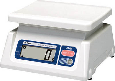 【A&D】A&D デジタルはかり(検定付・2区) SK1000IA2[A&D 秤生産加工用品計測機器はかり]【TN】【TC】
