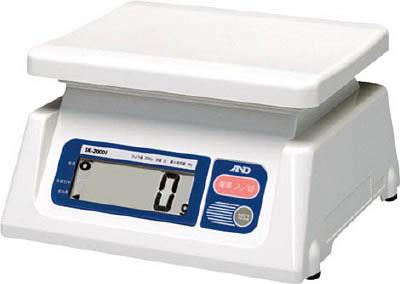 【A&D】A&D デジタルはかり(検定付・2区) SK2000IA2[A&D 秤生産加工用品計測機器はかり]【TN】【TC】