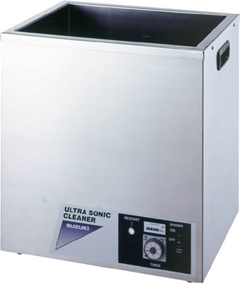 【取寄】【スズキ】スズキ 超音波卓上洗浄器 SUC600A[スズキ 電動工具研究管理用品研究機器送液機器]【TN】【TD】