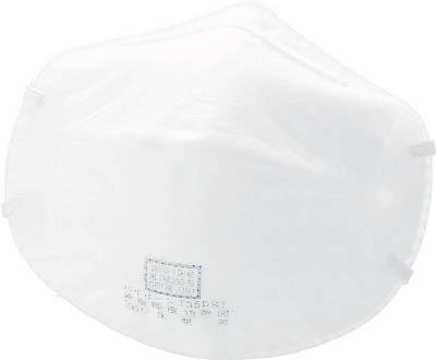 【TRUSCO】TRUSCO 使い捨て防じんマスク DS1 大箱220枚入 T35ADS1220[TRUSCO Vマスク環境安全用品保護具使い捨て式防じんマスク]【TN】【TC】