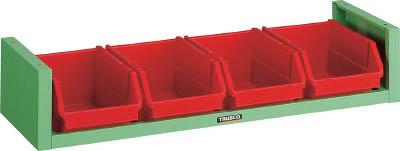 【TRUSCO】TRUSCO コンテナラック 875×285×180 TC2N[TRUSCO FUラック物流保管用品工場用保管設備コンテナラック]【TN】【TC】