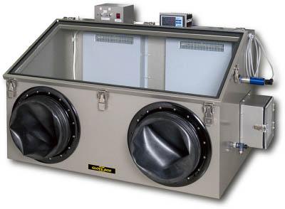 【取寄】【トーリハン】トーリハン 卓上グローブボックス TDC160GB[トーリハン ドライデシケーター研究管理用品研究機器研究用設備]【TN】【TC】