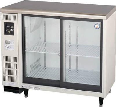 【取寄】【福島工業】福島工業 スライド扉小型冷蔵ショーケース 274L TGU50RE[福島工業 冷蔵庫研究管理用品研究機器冷凍・冷蔵機器]【TN】【TD】