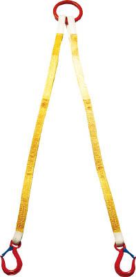 【大洋】大洋 2本吊 インカリフティングスリング 5t用×1.5m 2ILS5TX1.5[大洋 スリングセット工事用品吊りクランプ・スリング・荷締機チェーンスリング]【TN】【TC】