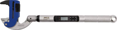 【取寄】【MCC】MCC デジタルトルクレンチ50 TQC250[MCC 樹脂管工具生産加工用品計測機器トルク機器]【TN】【TC】