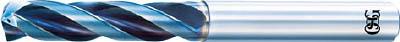 【OSG】OSG 超硬油穴付3枚刃メガマッスルドリル(内部給油タイプ) TRSHO3D20[OSG 超硬ドリル切削工具穴あけ工具超硬コーティングドリル]【TN】【TC】