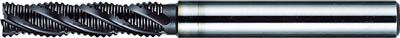 【三菱K】三菱K バイオレットラフィングエンドミル VALRD2000[三菱K エンドミル切削工具旋削・フライス加工工具ハイスラフィングエンドミル]【TN】【TC】