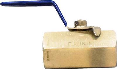 【フジキン】フジキン ステンレス鋼製3.92MPaミニボール弁40A(1 1/2) UBV14HR[フジキン バルブ工事用品管工機材バルブ]【TN】【TC】