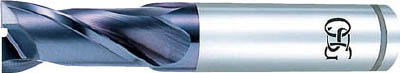 【OSG】OSG エンドミル VXPMEDS24[OSG 超硬エンドミル切削工具旋削・フライス加工工具ハイススクエアエンドミル]【TN】【TC】