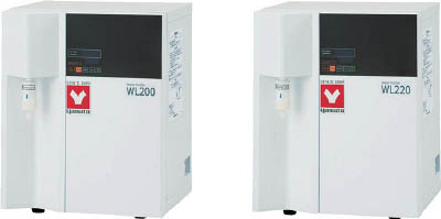 【取寄】【ヤマト】ヤマト ピュアライン WL200[ヤマト 実験台研究管理用品研究機器蒸留・純水装置]【TN】【TC】
