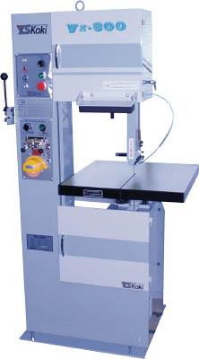 【取寄】【YS】YS 標準型強力帯鋸盤インバータ VZ300[YS 帯鋸盤作業用品小型加工機械・電熱器具切断機]【TN】【TC】
