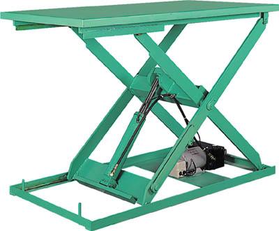 【取寄】【ビシャモン】ビシャモン テーブルリフト ミニXシリーズ X050815BB[ビシャモン テーブルリフト物流保管用品リフター・ハンドパレットテーブルリフト]【TN】【TD】