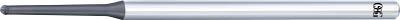 【OSG】OSG 超硬エンドミルWXLコーティング(2刃ペンシルネックボールエンド形) WXLPCEBDR3X1X30[OSG A超硬EM (WXLシリーズ)切削工具旋削・フライス加工工具超硬ボールエンドミル]【TN】【TC】