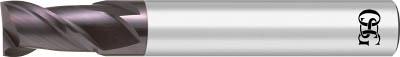 【OSG】OSG 超硬エンドミル WX ガッツミル 4刃スタブ 12 WXGEMSS12[OSG 超硬エンドミルA切削工具旋削・フライス加工工具超硬スクエアエンドミル]【TN】【TC】
