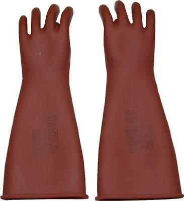 【取寄】【YOTSUGI】YOTSUGI 高圧ゴム手袋 405MM 大 YS1012702[YOTSUGI 保護具環境安全用品保護具耐電保護具]【TN】【TC】