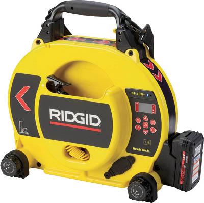 【RIDGE】RIDGE シークテック発信器 ST‐33Q+ 49338[RIDGE 空調工具作業用品水道・空調配管用工具管内検査用品]【TN】【TC】
