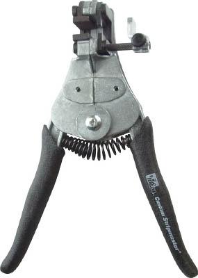 【IDEAL】IDEAL カスタムストリッパー 45186[IDEAL 航空機用工具作業用品電設工具ワイヤストリッパー]【TN】【TC】