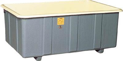 【取寄】【立花】立花 FRP角タンク 510L 550G[立花 タンク物流保管用品コンテナ・パレット角槽]【TN】【TD】