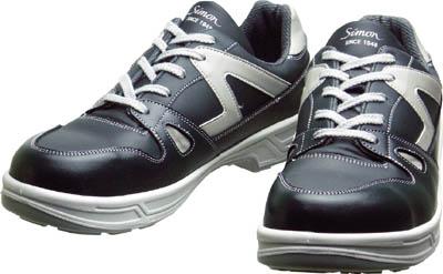 【シモン】シモン 安全靴 短靴 8611ダークグレー 23.5cm 8611DG23.5[シモン 靴環境安全用品安全靴・作業靴安全靴]【TN】【TC】