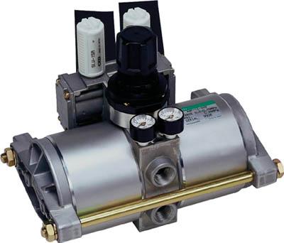 【取寄】【CKD】CKD エアブースタ ABP12GSB[CKD エアー補器工事用品発電機・コンプレッサーコンプレッサー周辺機器]【TN】【TC】