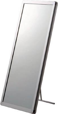 【取寄】【足立】足立 AGミラー(450×1200)シルバー AG45120SL[足立 安全ミラー環境安全用品安全用品安全ミラー]【TN】【TC】