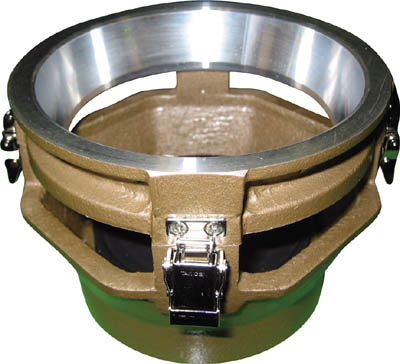 【取寄】【日陶】日陶 メノーアダプター AM-14S AM14S[日陶 乳鉢研究管理用品研究機器粉砕機器]【TN】【TC】