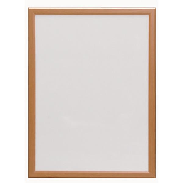 ウッドホワイトボード NWM-46 幅60×高さ45cm 送料無料 現品 アイリスオーヤマ 白板 無地 マグネット対応 磁石 壁掛け 家庭用 子供 木枠 ウッド 60×45 木目 600×450 期間限定特別価格 黒マーカー付き ミニサイズ