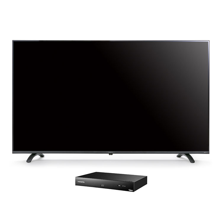 4Kテレビ ベゼルレス 55型 4K対応チューナーセット品送料無料 テレビ 4Kチューナー セット TV 4K 55v 55型 4K対応 チューナー アイリスオーヤマ