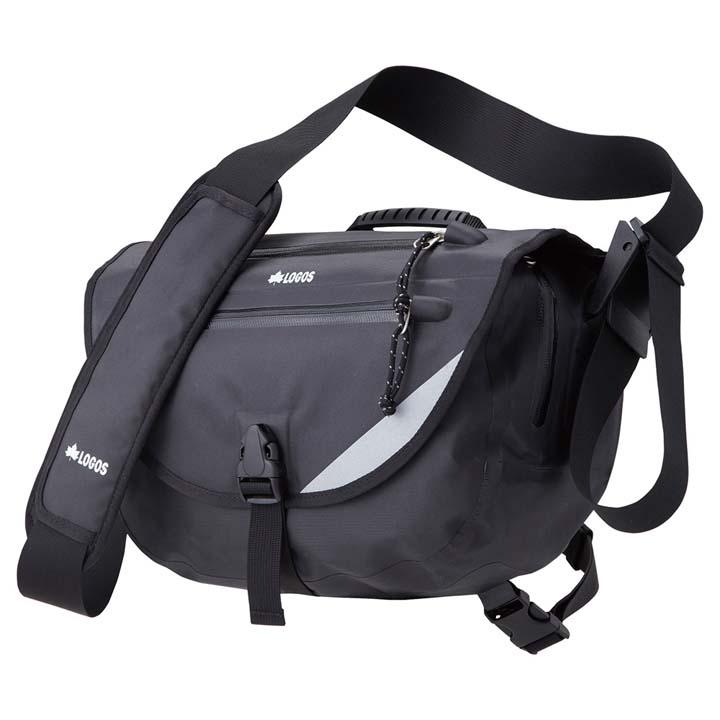 BLACK SPLASH メッセンジャー 88200053送料無料 鞄 バッグ サック キャンプ ロゴスBAG 【D】