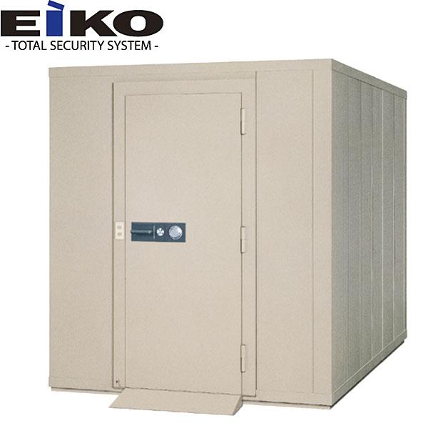 【送料無料】【EIKO】組立タイプ耐火室 SRシリーズ SR-600幅2168×奥行3256×高さ2227(mm) 移設・増設可能のセキュリティルーム【TD】【代引き不可】 EIKO10P21May10867★2★