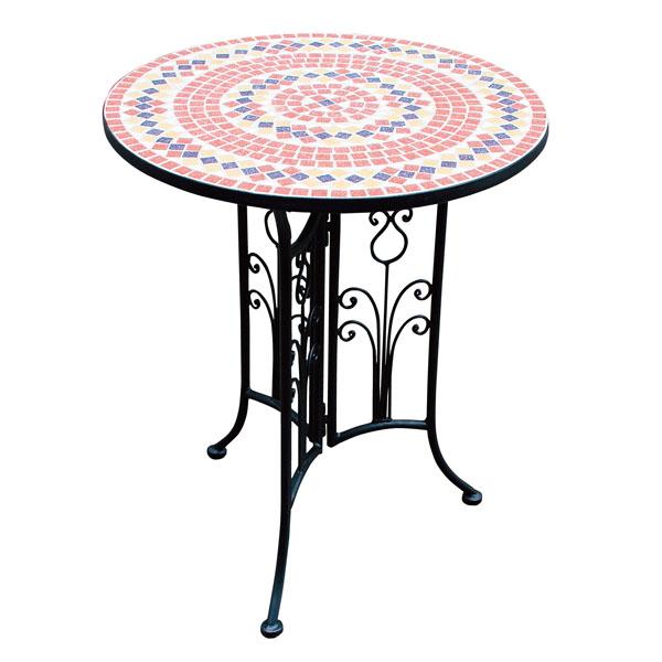 【送料無料】テーブル 85802【D】【ガーデニング・ガーデン・庭・ベランダ・ガーデンファニチャー】