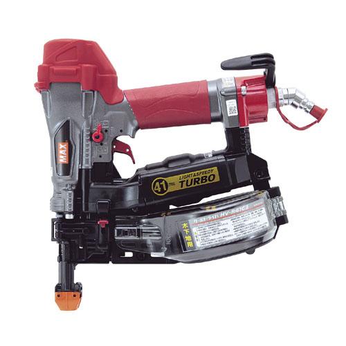 【送料無料】【ねじ打機】高圧ターボドライバ HV-R41G3【工具 DIY】MAX 【TC】【藤原産業】