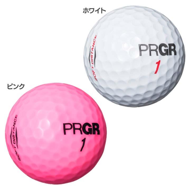 GB961PI 6ダース【ゴルフボール ゴルフボール ニューソフトディスタンス 一番飛ぶボール ボール ダース】プロギア ミズノ】プロギア ホワイト・ピンク【B】【TD】 【代引き不可】【送料無料】【ゴルフボール GB951WH