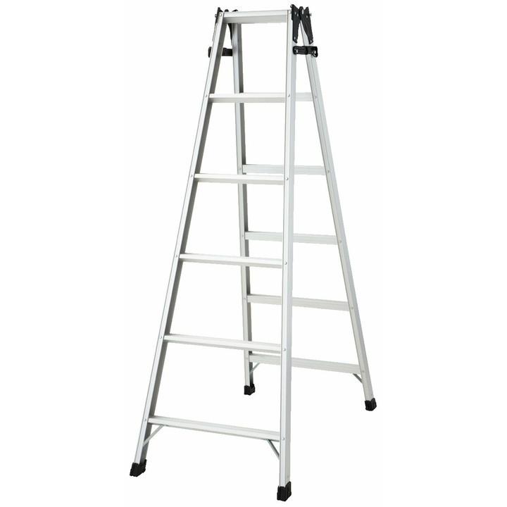 ステップ幅広はしご兼用脚立 RS2.0-18送料無料 脚立 はしご ステップ 踏み台 脚立ステップ 脚立踏み台 はしごステップ ステップ脚立 踏み台脚立 ステップはしご 【TC】