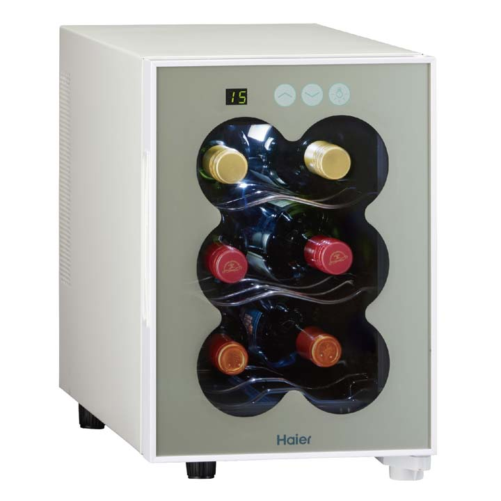 ワインクーラー ホワイト JL-FP1C16A送料無料 ワインクーラー ワイン ワインセラー 冷蔵庫 ペルチェ式 ワインクーラーワインセラー ワインクーラーペルチェ式 ワインワインセラー ワインセラーワインクーラー ペルチェ式ワインクーラー ハイアール 【D】