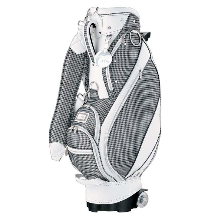 キャディバッグ GGC-X084W グレー GGCX084W送料無料 ゴルフ ごるふ バッグ スポーツ ゴルフバッグ ゴルフスポーツ ごるふバッグ バッグゴルフ スポーツゴルフ バッグごるふ ダンロップ 【D】