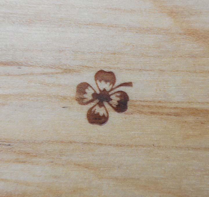 Birch オーバルプレート L ナチュラル KJLF2093 プレート 木製 トレー トレイ オーバル アウトドア SPICE