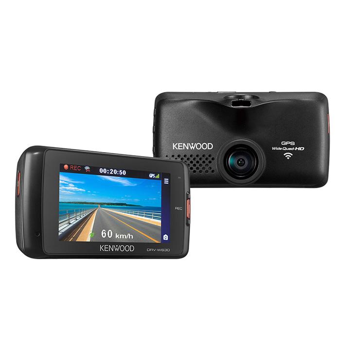 ドライブレコーダー DRV-W630送料無料 カメラ 車載 録画 KENWOOD JVCケンウッド 【D】