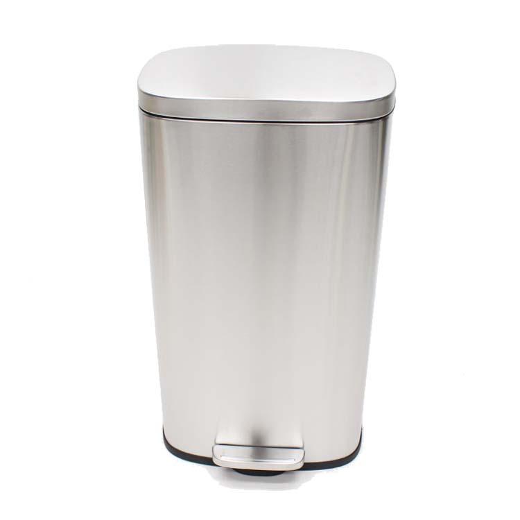 ステンレスダストボックス30L H8-30L 送料無料 ごみ箱 ゴミ箱 ごみ入れ 掃除 ヒロコーポレーション 【D】