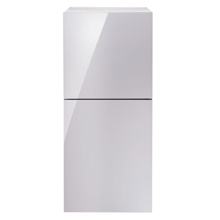 2ドア冷凍冷蔵庫ハーフ&ハーフ パールホワイト HR-E915PW送料無料 冷凍冷蔵庫 ハーフ&ハーフ 2ドア ツインバード 一人暮らし ビジネス 冷蔵庫 冷凍庫 省エネ TWINBIRD パールホワイト【D】