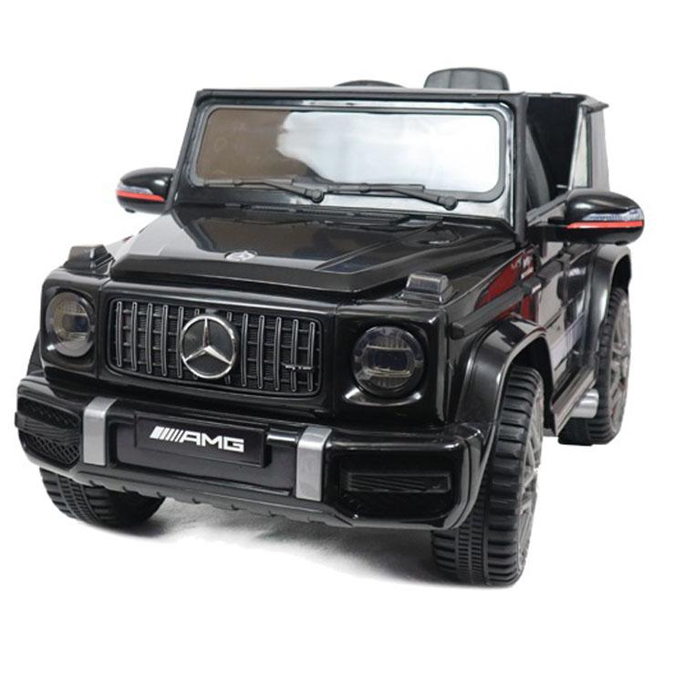 電動乗用カー ベンツ AMG G63 BJ0002送料無料 乗用玩具 子ども 自動車 おもちゃ メルセデスベンツ エスアイエス スピーカー インテリア 車 SIS 【D】