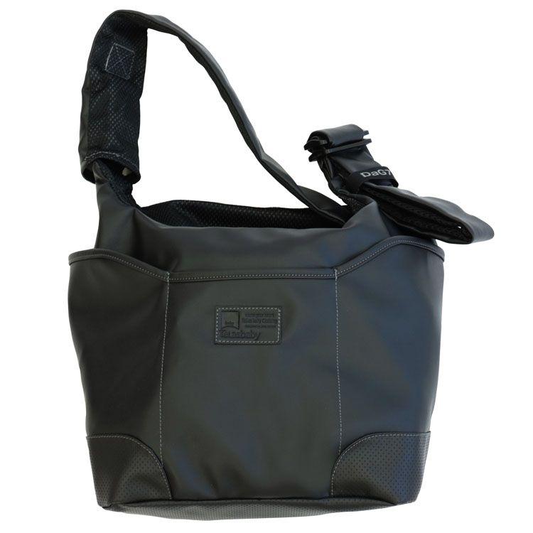DaG7 Black Collection ブラック 送料無料 ジャナジャパン テラスベビー ヒップシートキャリー 抱っこができるバッグ DaG7 マザーズバッグ 一体型 たためる抱っこチェア ジャナ・ジャパン 【D】