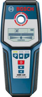 Bosch(ボッシュ) デジタル探知機 GMS120[Bosch Corporation 工事用品 測量用品 下地材探知器]【D】【KS】